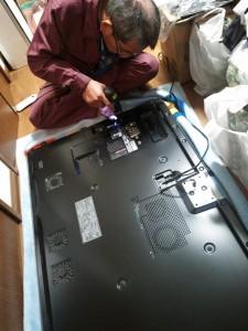 TV修理B